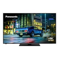 "Refurbished Panasonic 50"" 4K Ultra HD with HDR LED Freeview Play Smart TV"