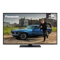 "Refurbished Panasonic 55"" 4K Ultra HD with HDR LED Smart TV"