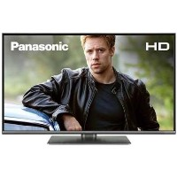 "Refurbished Panasonic 55"" 4K Ultra HD with HDR10 LED Freeview Play Smart TV Without Stand"