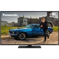 "Refurbished Panasonic 55"" 4K Ultra HD with HDR LED Freeview Play Smart TV without Stand"