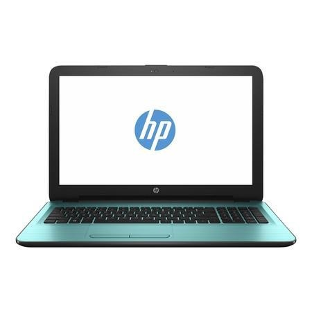 "A2/X7G64EA Refurbished HP 15-ba077sa 15.6"" AMD A6-7310 2GHz 4GB 1TB Windows 10 Laptop in Teal"