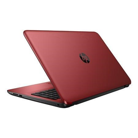 "Refurbished HP 15-ba079sa 15.6"" AMD A6-7310 2GHz 4GB 1TB DVD-RW Windows 10 Laptop in Red"