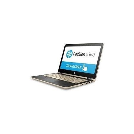"Refurbished HP Pavilion x360 13-u164na 13.3"" Intel Core i7-7500U 8GB 256GB SSD Windows 10 Touchscreen Convertible in Gold"