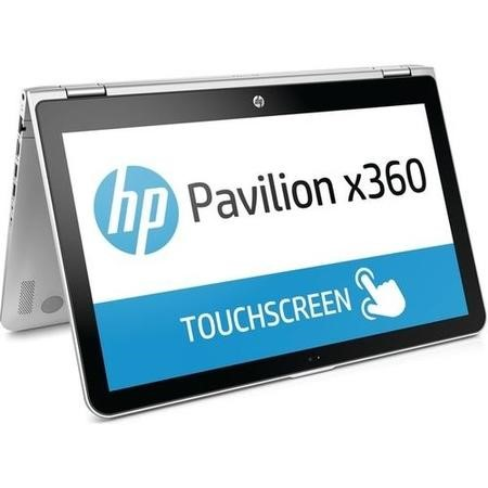GRADE A2 - Refurbished HP Pavilion x360 15-bk150sa Core i3-7100U 8GB 1TB 15.6 Inch Touchscreen Windows 10 Laptop