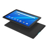 Refurbished Lenovo Tab E10 32GB 10.1 Inch Tablet in Black