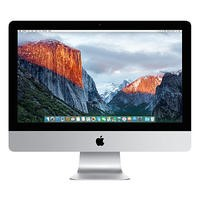 "Refurbished Apple iMac 21.5"" Intel Core i5 2.8GHz 8GB 1TB All in One -2015"