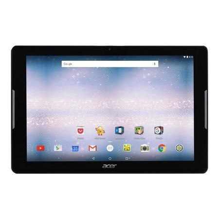 "Refurbished Acer Iconia One B3-a30 10.1"" 16GB Tablet in Black"