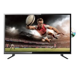 AIK A32HIDVD 32 Inch Freeview LED TV with built-in DVD player
