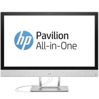 Refurbished HP Pavilion 24-r101na AMD Ryzen 5 2500U 8GB 1TB Vega 8 24 Inch Windows 10 All-in-One PC