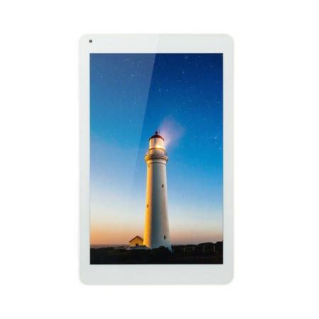 A2/573122 Refurbished Archos 101D Platinum 1GB 32GB 10.1 Inch Tablet in White