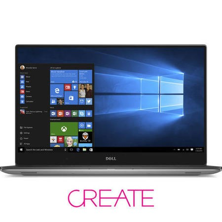 Refurbished DELL XPS 15 InfinityEdge Display i7-6700HQ 16GB 512GB 15.6 Inch NVIDIA GeForce GTX 960M  Windows 10 Laptop