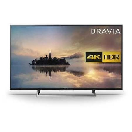 "Refurbished Sony Bravia 55"" 4K Ultra HD with HDR LED Freeview HD Smart TV"