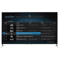 "Refurbished Sony 65"" 3D 4K Ultra HD with HDR LED Freeview HD Smart TV without Stand"