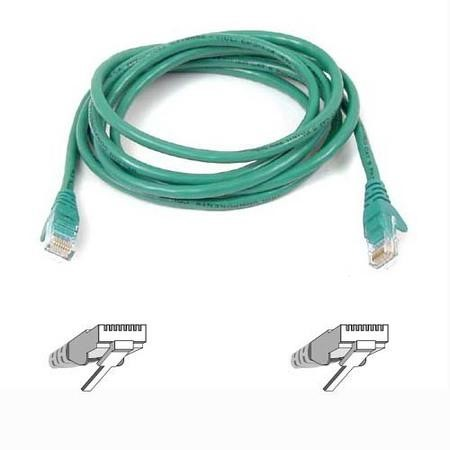 A3L791B02M-GRNS Belkin patch cable - 2 m