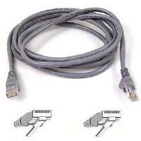 Belkin High Performance RJ45 CAT 6 UTP Patch Cable 2M - Grey