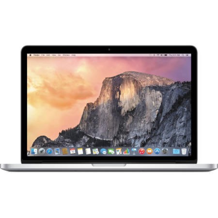 Refurbished Apple MacBook Pro Core i7 16GB 256GB 15 Inch Laptop in Silver