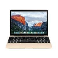 Refurbished Apple MacBook Core M3 8GB 256GB 12 Inch OS X 10.12 Sierra Laptop in Gold