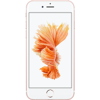 "Grade C Apple iPhone 6s Rose Gold 4.7"" 32GB 4G Unlocked & SIM Free"