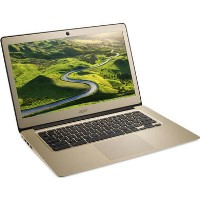 Refurbished Acer 14 CB3-431 Intel Celeron N3060 2GB 32GB 14 Inch Chromebook in Gold