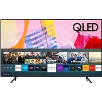 "Refurbished Samsung 65"" 4K Ultra HD with HDR QLED Freeview HD Smart TV"