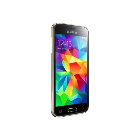 Grade C Samsung Galaxy S5 Mini Gold 16GB 8MP Unlocked SIM Free 4G