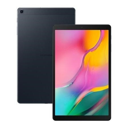 Refurbished Samsung Galaxy Tab A 10.1 32GB 10.1 Inch Tablet in BLACK- Charger Not Included