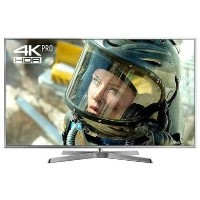 "Refurbished Panasonic 65"" 3D 4K Ultra HD with HDR10 LED Freeview Play Smart TV"