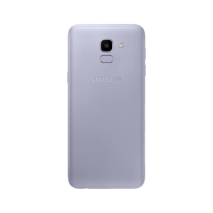"375188f012fb35 Samsung Galaxy J6 Lavender 5.6"" 32GB 4G Unlocked & SIM Free"