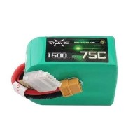 Acehe 6S 75 -150C 1500mah - Racing Series