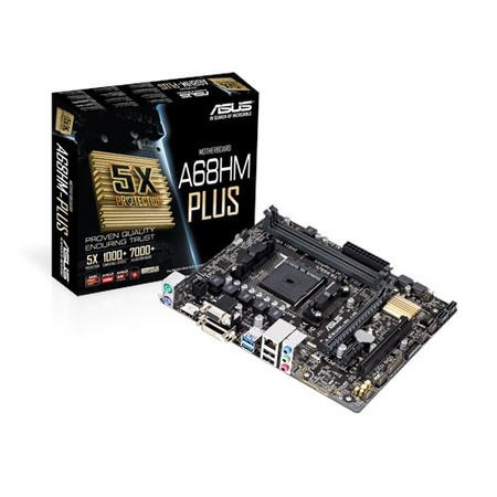 ASUS AMD A68H FCH DDR3 FM2+ Micro-ATX Motherboard