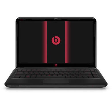 "HP Pavilion dm4-3000sa BEATS Edition 14"" Core i5 Laptop in Metallic Black"