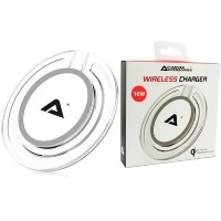 Advanced Accessories 10W Wireless Charger - White