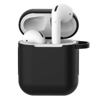 Airpods Silicone Case Black