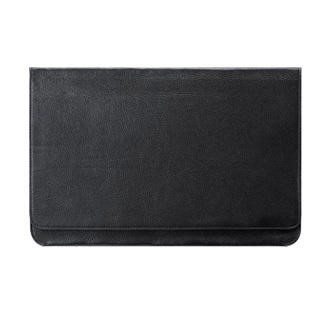 "Samsung 13"" Leather Sleeve for Series 9 Laptops - Black"