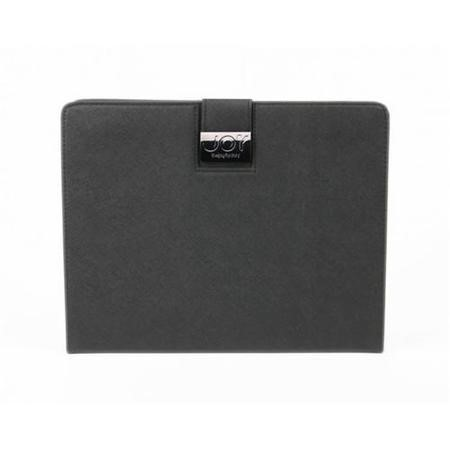 The Joy Factory AAD115 Folio360 II - iPad2/3/4 Folio Case/Stand with 360° Rotation Wake Up & Sleep Cover in Black