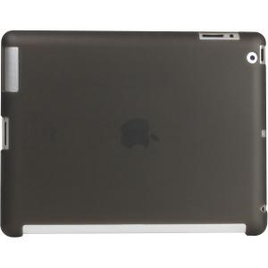 The Joy Factory AAD121 SmartGrip2 -Soft Non-Slip Case for iPad 2/3/4 Frosted Smoke