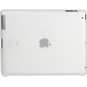 The Joy Factory AAD122 SmartGrip2 - Slip-resistant Case for iPad 2/3/4 Frosted Clear