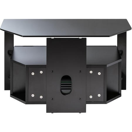 "Alphason ABRD800-BLK Ambri TV Stand for up to 32"" TVs - Black"