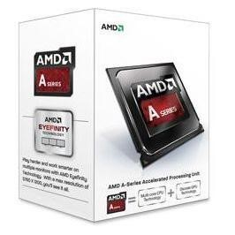 AMD A4-4000 Richland Dual-Core 3 GHz FM2 Processor