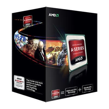 AMD A6-7400K Unlocked Kaveri Dual-Core 3.5 GHz FM2+ Processor