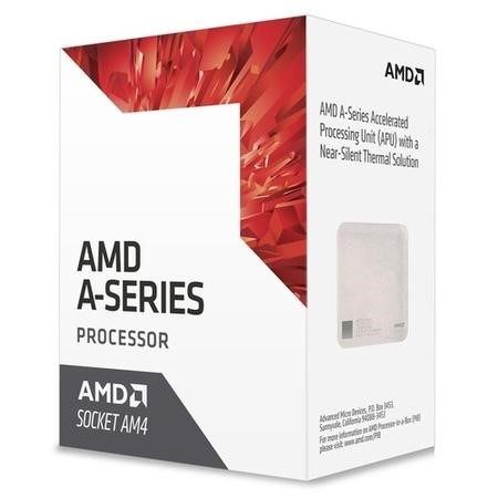 AMD A10 X4 9700 CPU AM4 3.5GHz 3.8 Turbo Quad Core 65W 2MB Cache 28nm