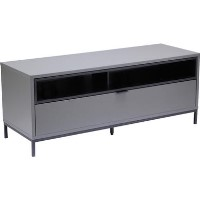 "Alphason ADCH1135-CH Chaplin TV Cabinet for up to 55"" TVs - Charcoal"