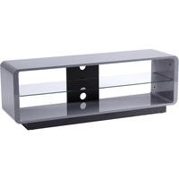 Alphason ADLU1400-GRY Luna 1400 Grey TV Stand