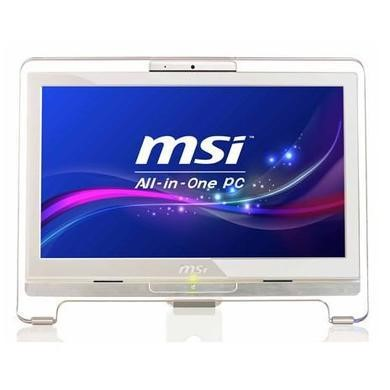 "MSI Wind Top AE1921 Intel Atom D525 1.8GHz 18.5"" 2GB 320GB All-In-One"