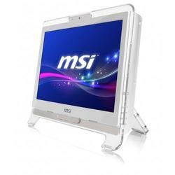 "MSI AE1941-006EU 18.5"" White CEL 847 320GB 4GB Touch Windows 7 Home Premium All In One"