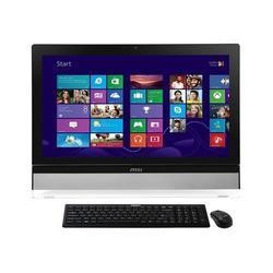 "MSI AE2212-023EE 21.5"" i3 3240 1TB 4GB Multi-Touch Black Windows 8 All In One"