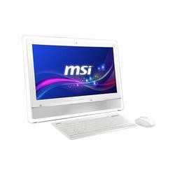 "MSI WindTop AE2410 23.6"" Full HD Touch All In One Desktop PC in White"