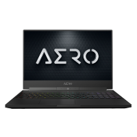 Gigabyte Aero 15-X9-7UK4410P Core i7-8750H 16GB 1TB SSD 15.6 Inch GeForce RTX 2070 Max-Q Windows 10 Pro Gaming Laptop