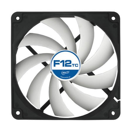 Arctic F12 120mm Temperature Controlled Case Fan