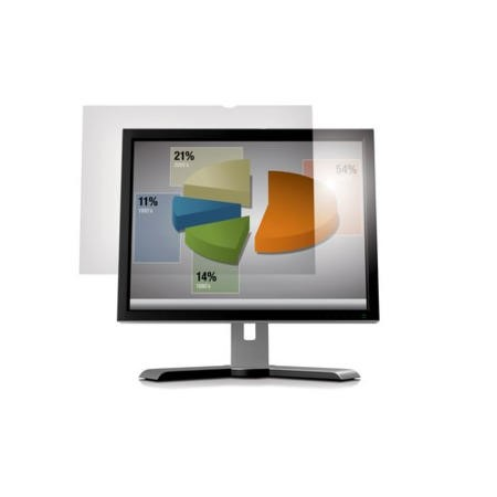 3M Frameless Anti-Glare Desktop Monitor Filter 19.5""